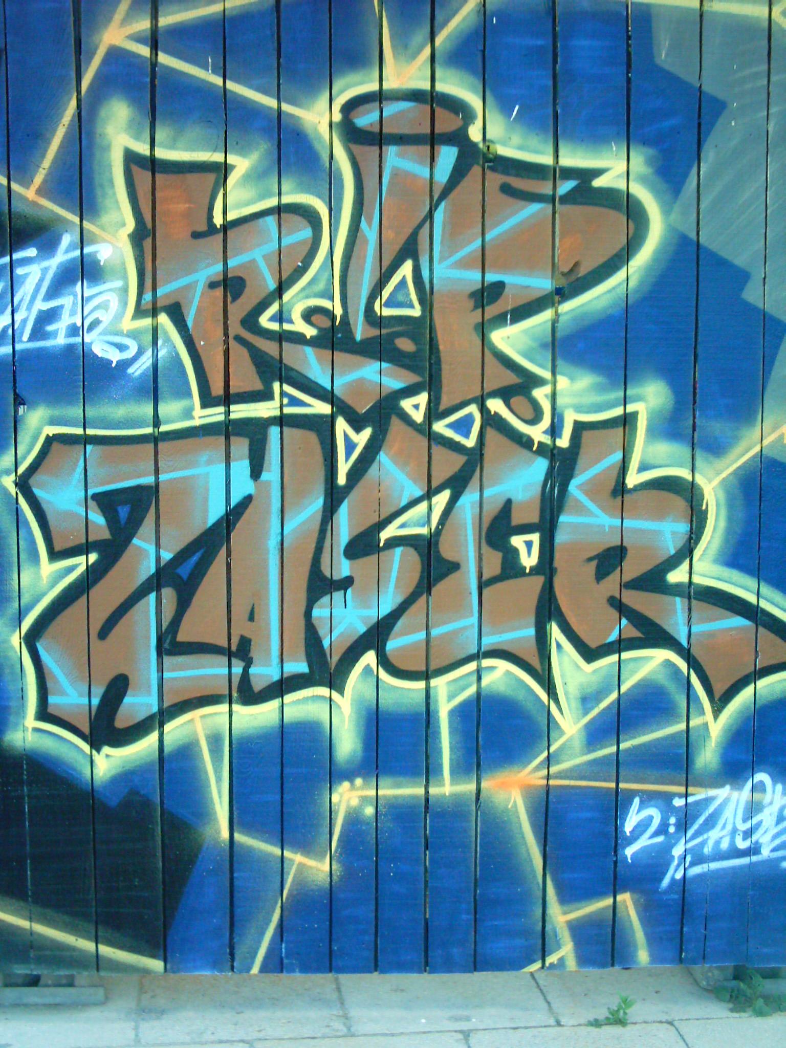 From Graffiti To Street Art Artpjf