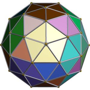 Icosahedral 120cell  Wikipedia