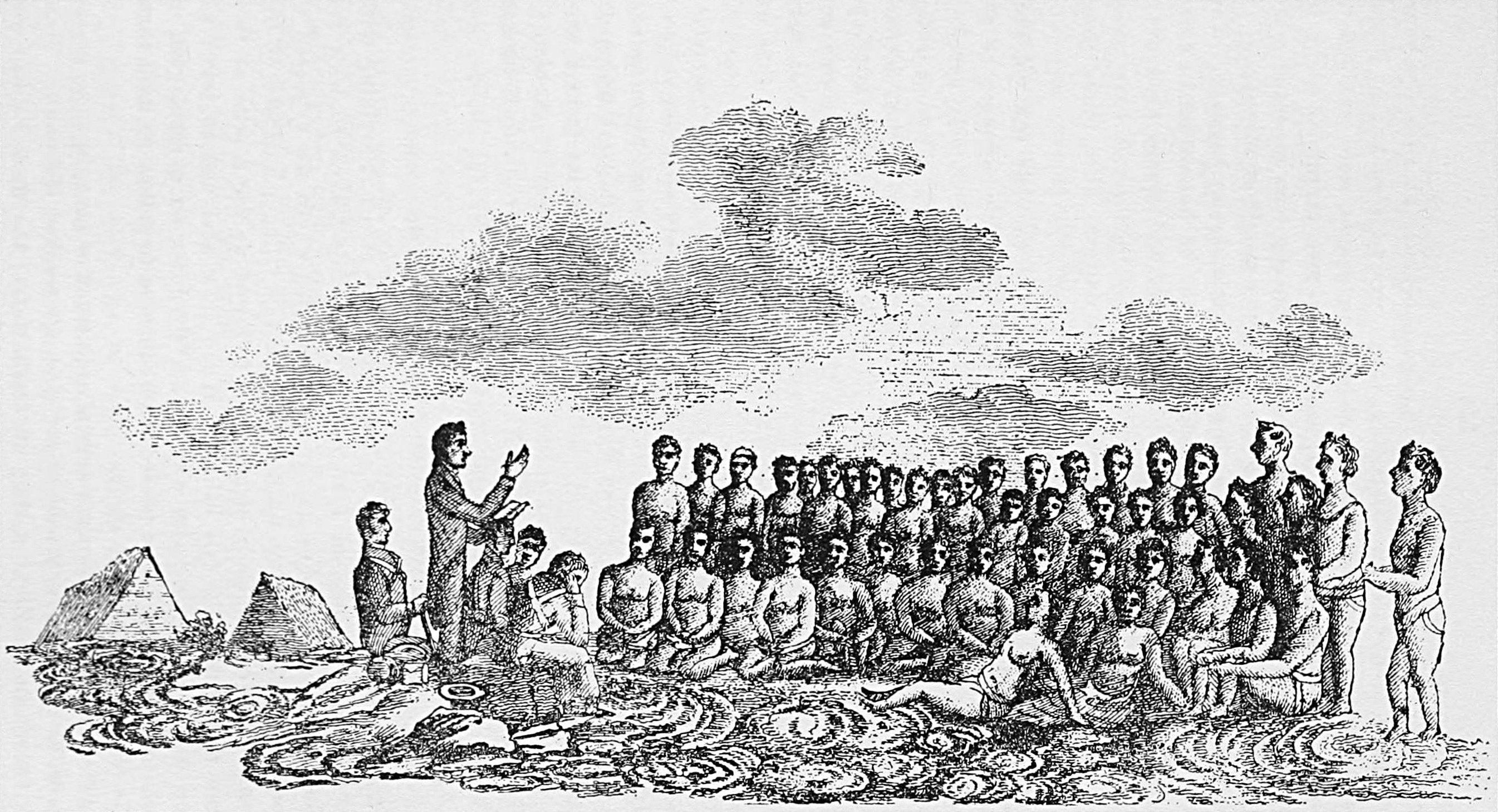 the hawaiian missionaries Brief history of the hawaiian islands george pararas-carayannis (this brief review of the early history of hawaii was prepared in connection with the compilation of a catalog of tsunamis in hawaii initially published by the.