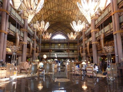 Animal Kingdom Lodge in Orlando Florida