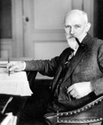 Willem de Sitter (1872 – 1934)