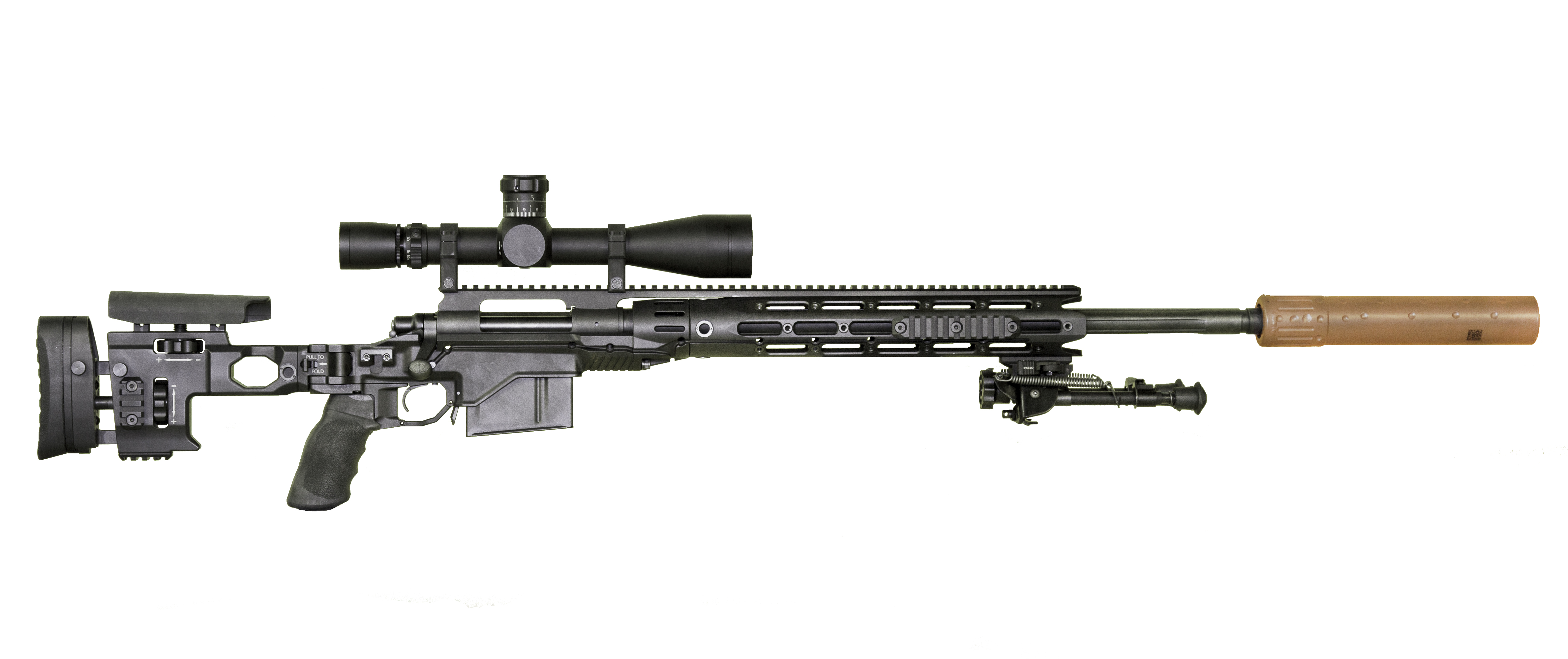 M24 Sniper Rifle In Afghanistan