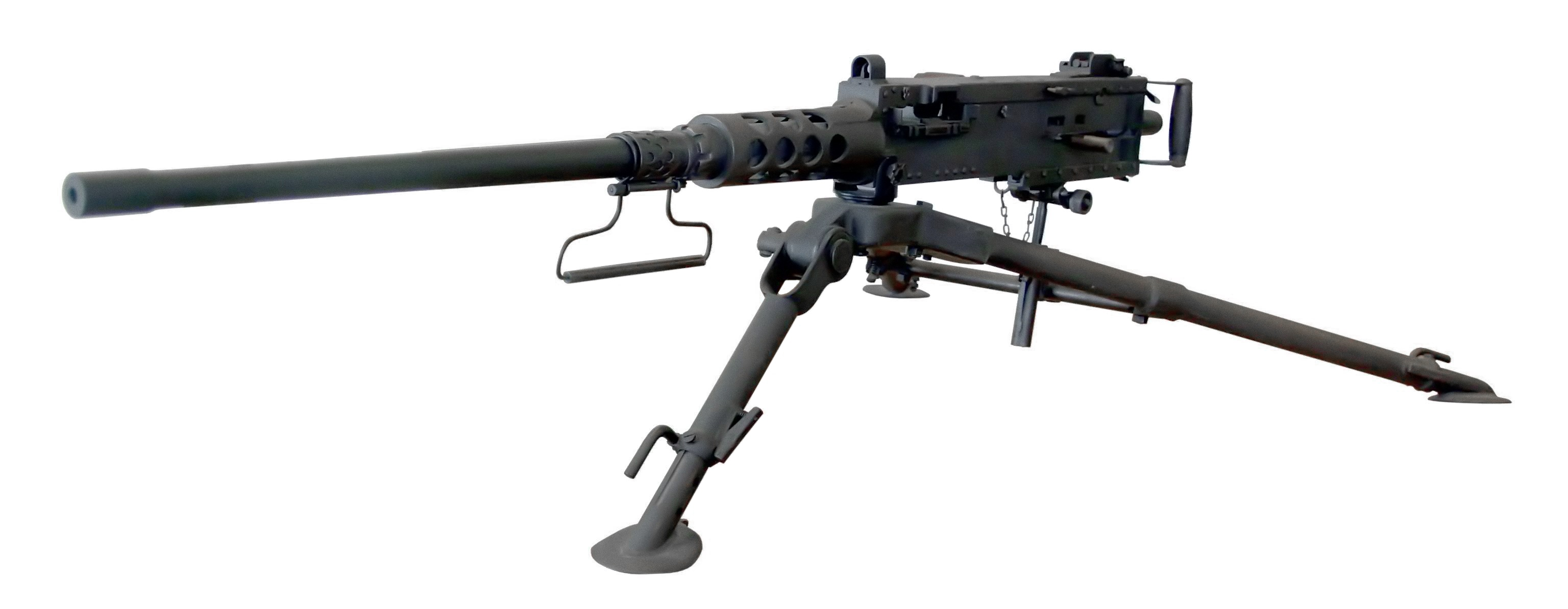 File M2 Browning Musee De L Armee Cropped