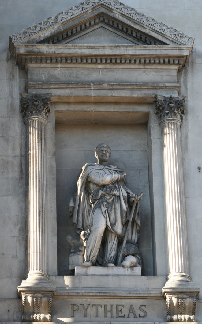Statue de Pythéas