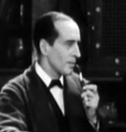 English: Photo of Arthur Wontner from 1931 fil...