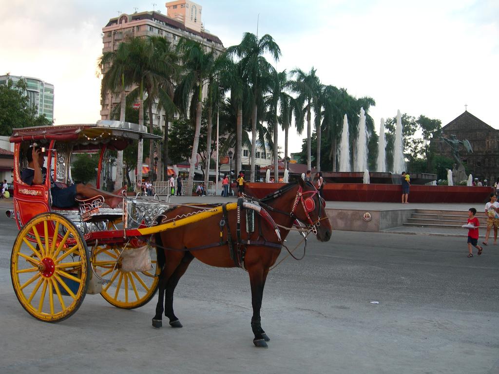 File Kalesa In Manila 1 May A