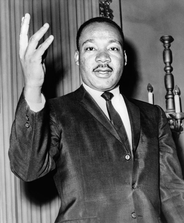 martin luther king # 1