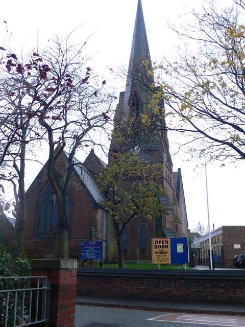 Church Of St Paul With St Luke Tranmere Wikipedia