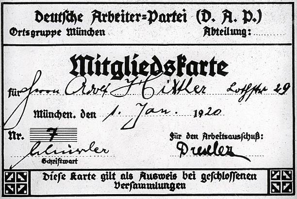 Plik: card.png Hitlera członkostwo DAP