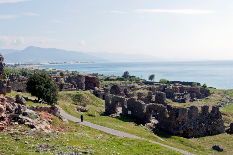 Image result for Anemurium Ancient City