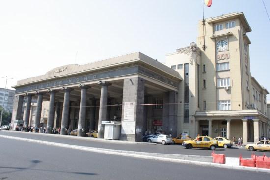 Bucharest North Railway Station - Bucharest private tour | Romania journey
