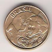 Português: Verso da moeda de 10 centavos da se...