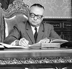 Rómulo Betancourt (President 1945-1948/1959-19...