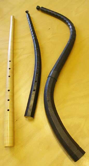 Tres cornetos