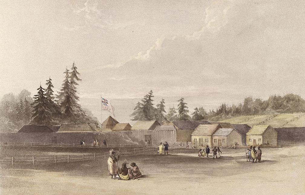 File:Fort Vancouver 1845.jpg