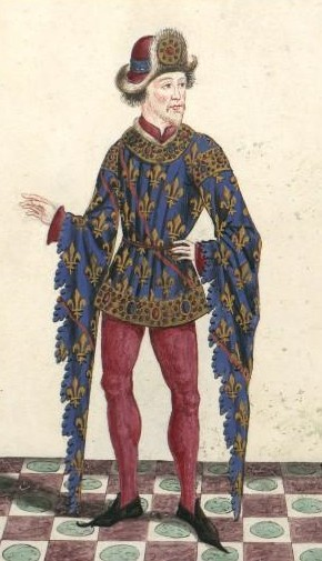 English: John I, Duke of Bourbon Français : Je...
