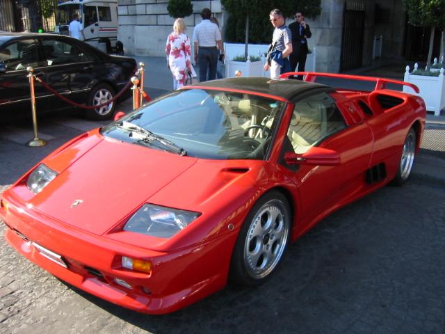 Lamborghini Diablo Wikipdia