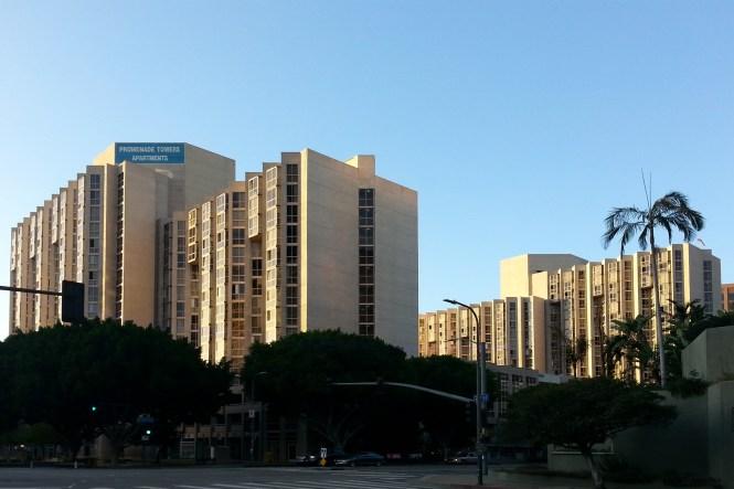 Promenade Towers Wikipedia