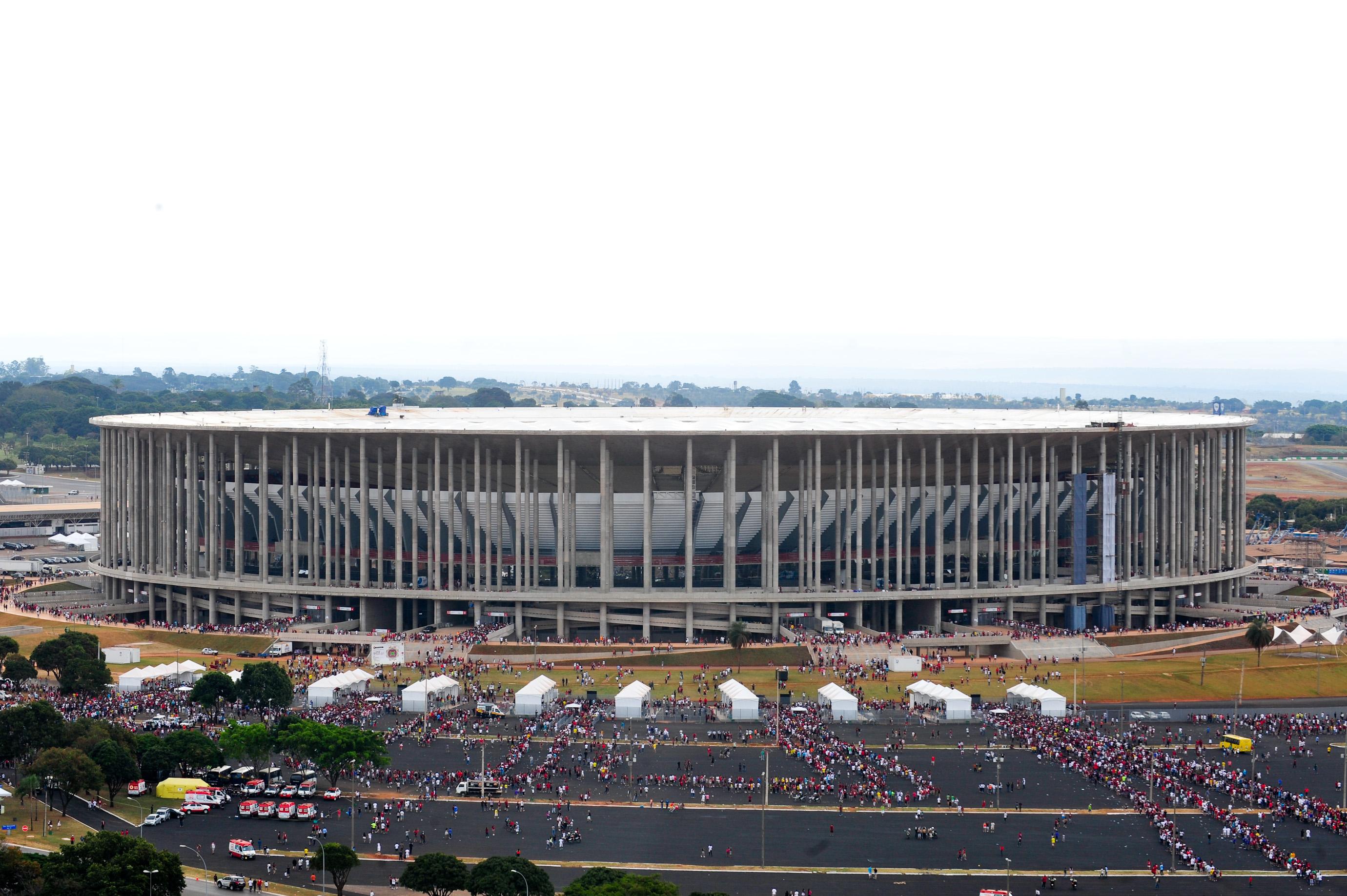 Estadio Nacional de Brasilia Mane Garrincha