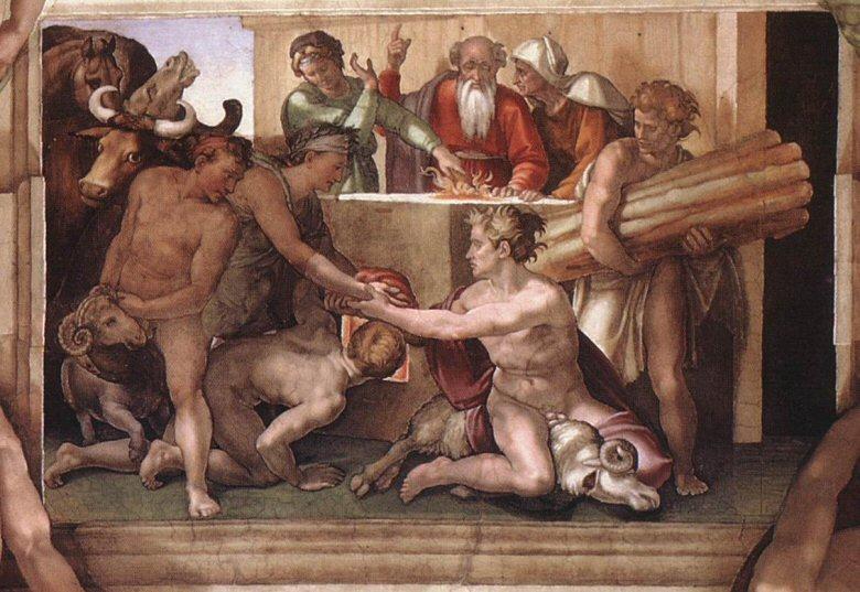 sacrificio de Noé
