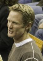 English: Steve Kerr at a recent University of ...