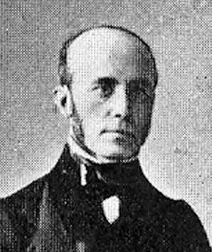 French diplomat Vincent Benedetti (1817-1900)