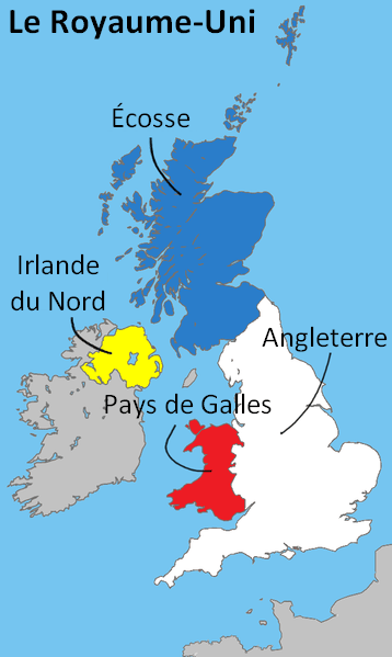Difference British Uk Great Britain Isles And Between