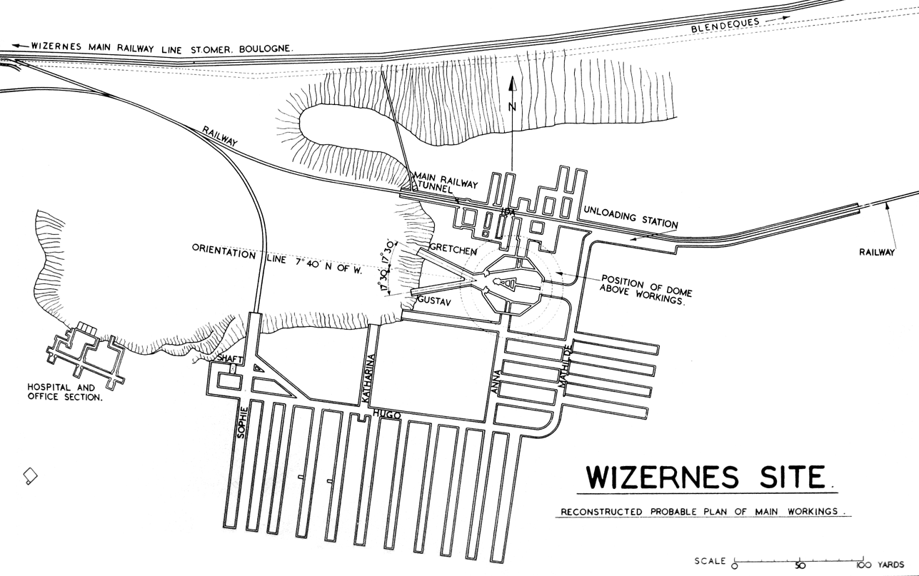 File Wizernes Site Diagram
