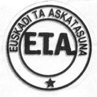 The sign of Euskadi Ta Askatasuna, the basque ...