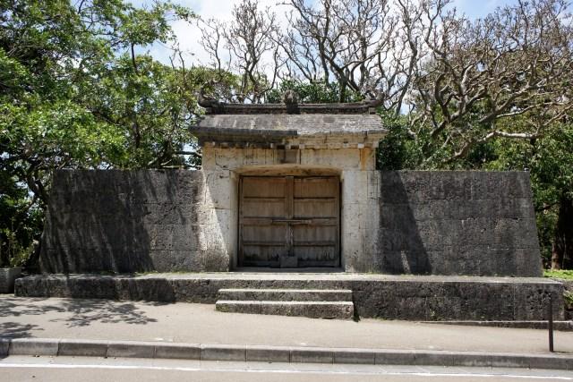 Sunuhyan-utaki Gate of Shuri