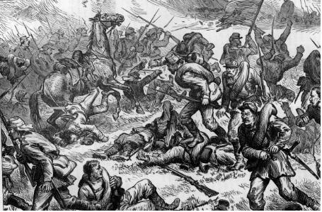 Fişier:Plevna battle 1877.jpg