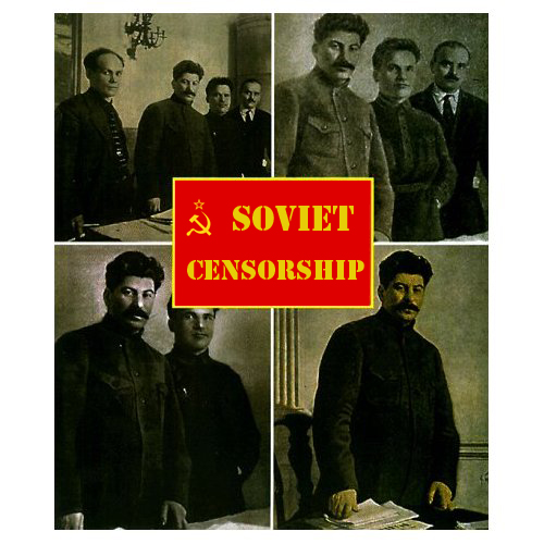 Photoshop25e La Réécriture Stalinienne De Lhistoire à La