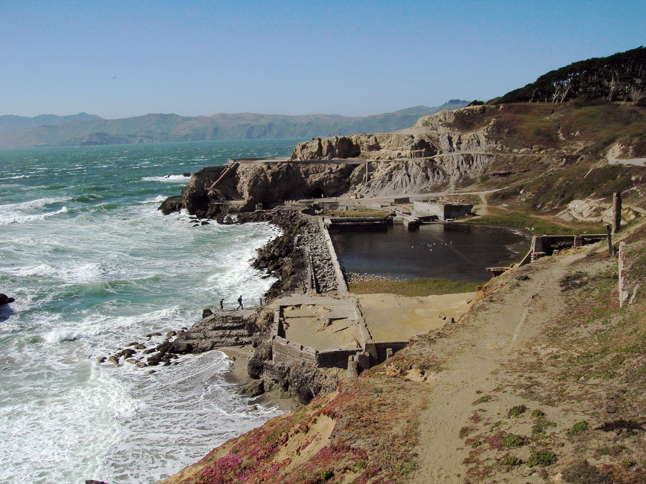 The Ruins Of The Sutro Baths Thecrankster S Blog