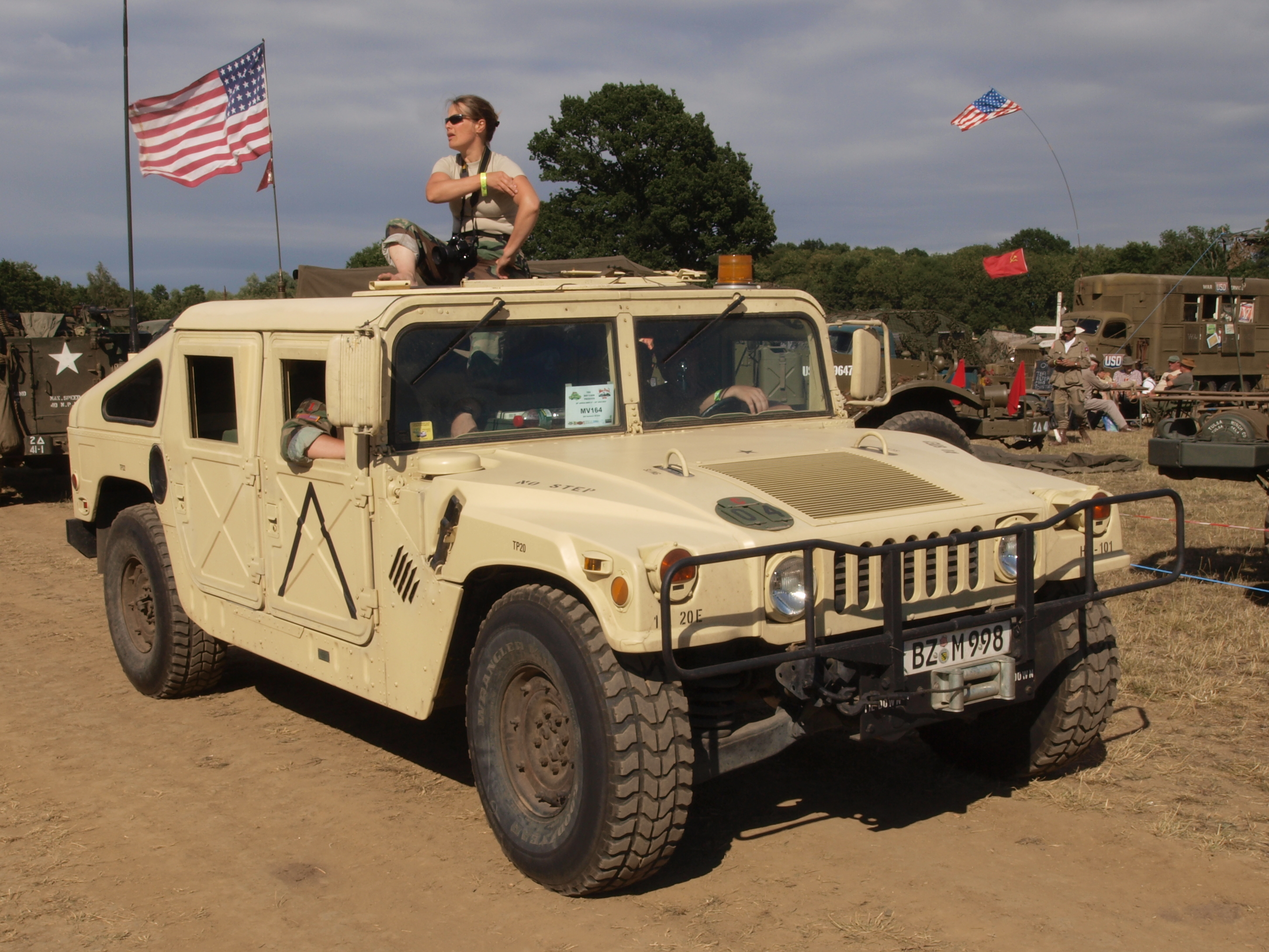 File AM General Hummer 1987 owned by Gerald Friese JPG