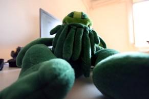 stuffed cthulhu