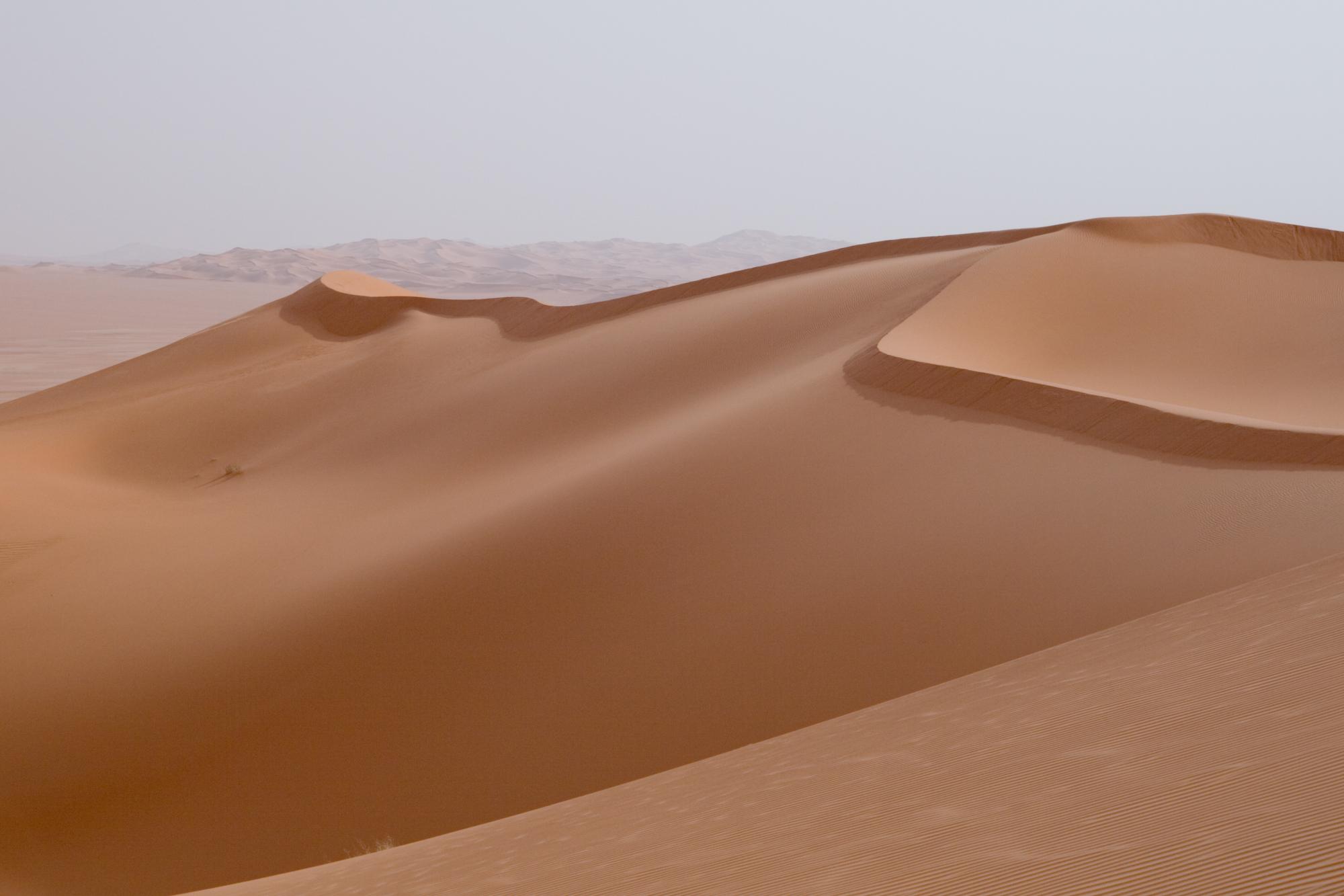 English: Dunes of Erg Awbari (Idehan Ubari) in...