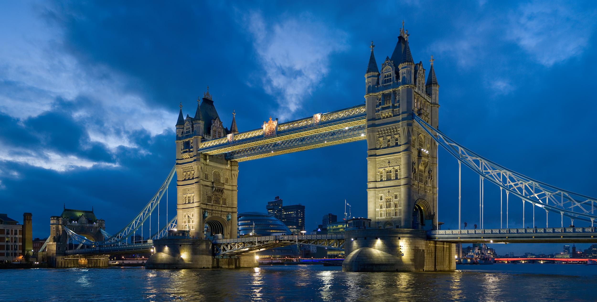 Le Top 5 Des Ponts Londoniens Les Plus Celebres