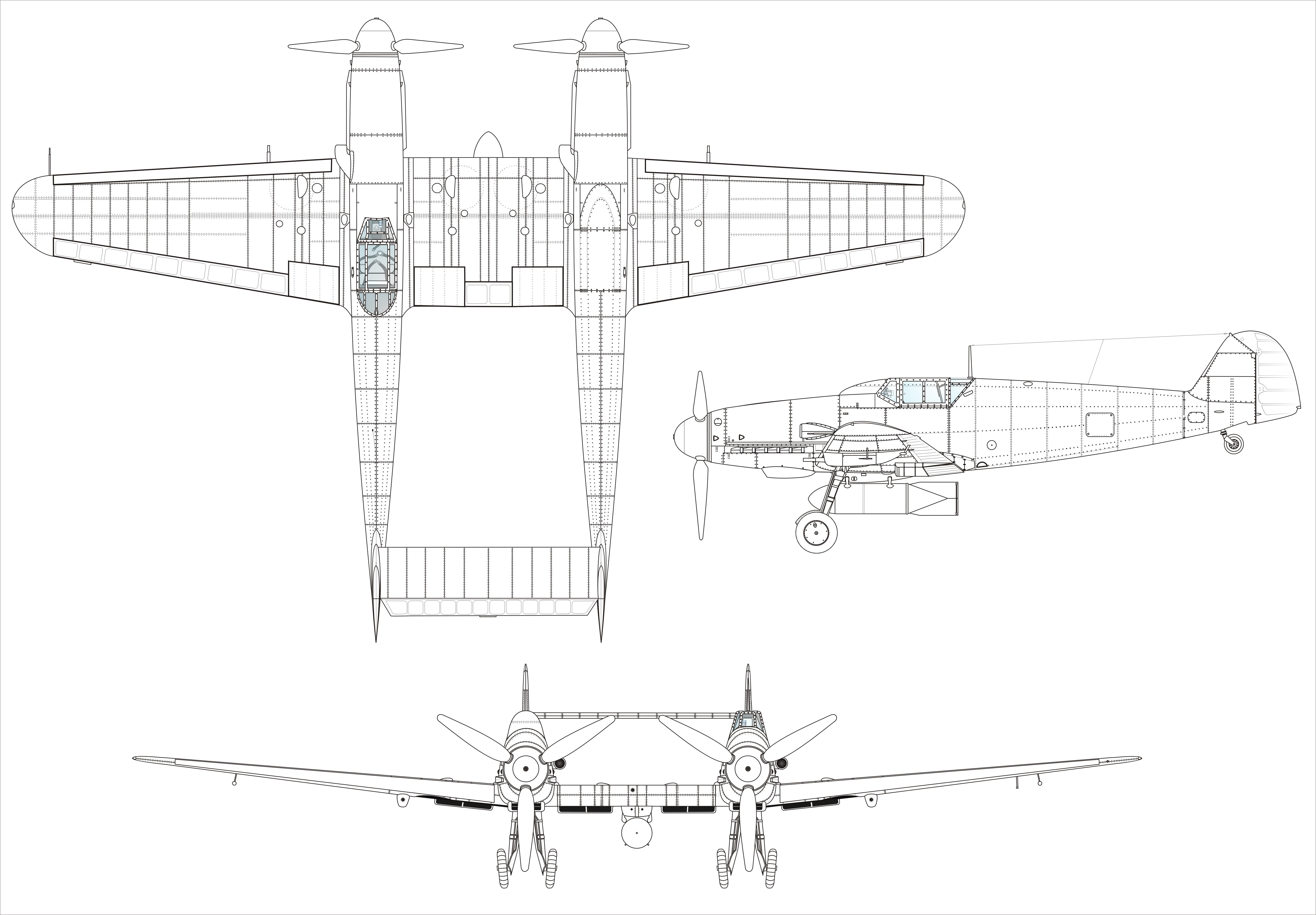 Datei Bf109z 3seiten Neu Wikipedia