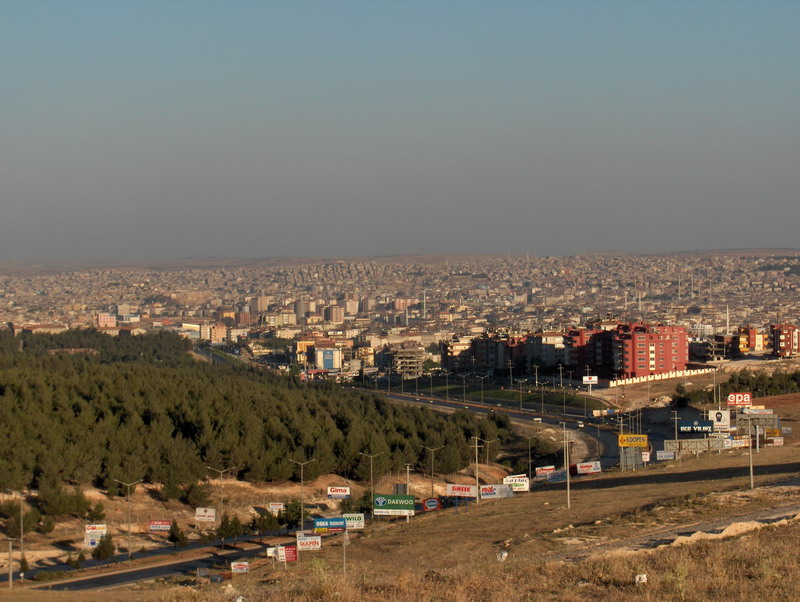 جازيانتيب من اقدم 10 مدن