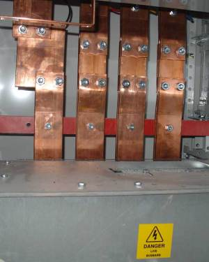 Busbar  Simple English Wikipedia, the free encyclopedia