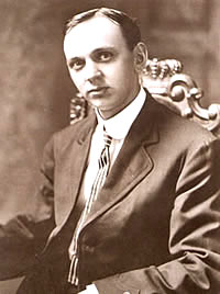 Edgar Cayce (1877–1945) was a psychic of the 2...