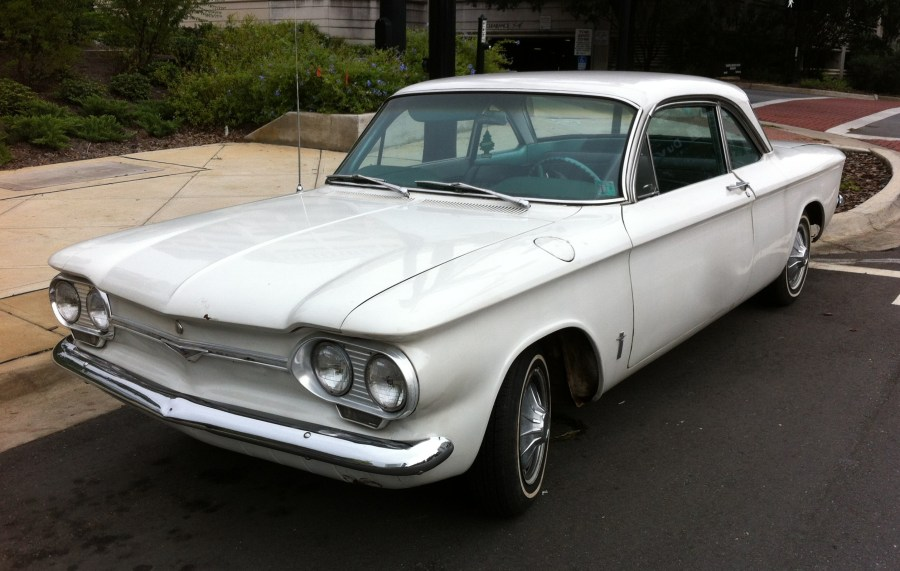 1973 chevrolet cars » List of automobiles considered the worst   Wikipedia Chevrolet Corvair