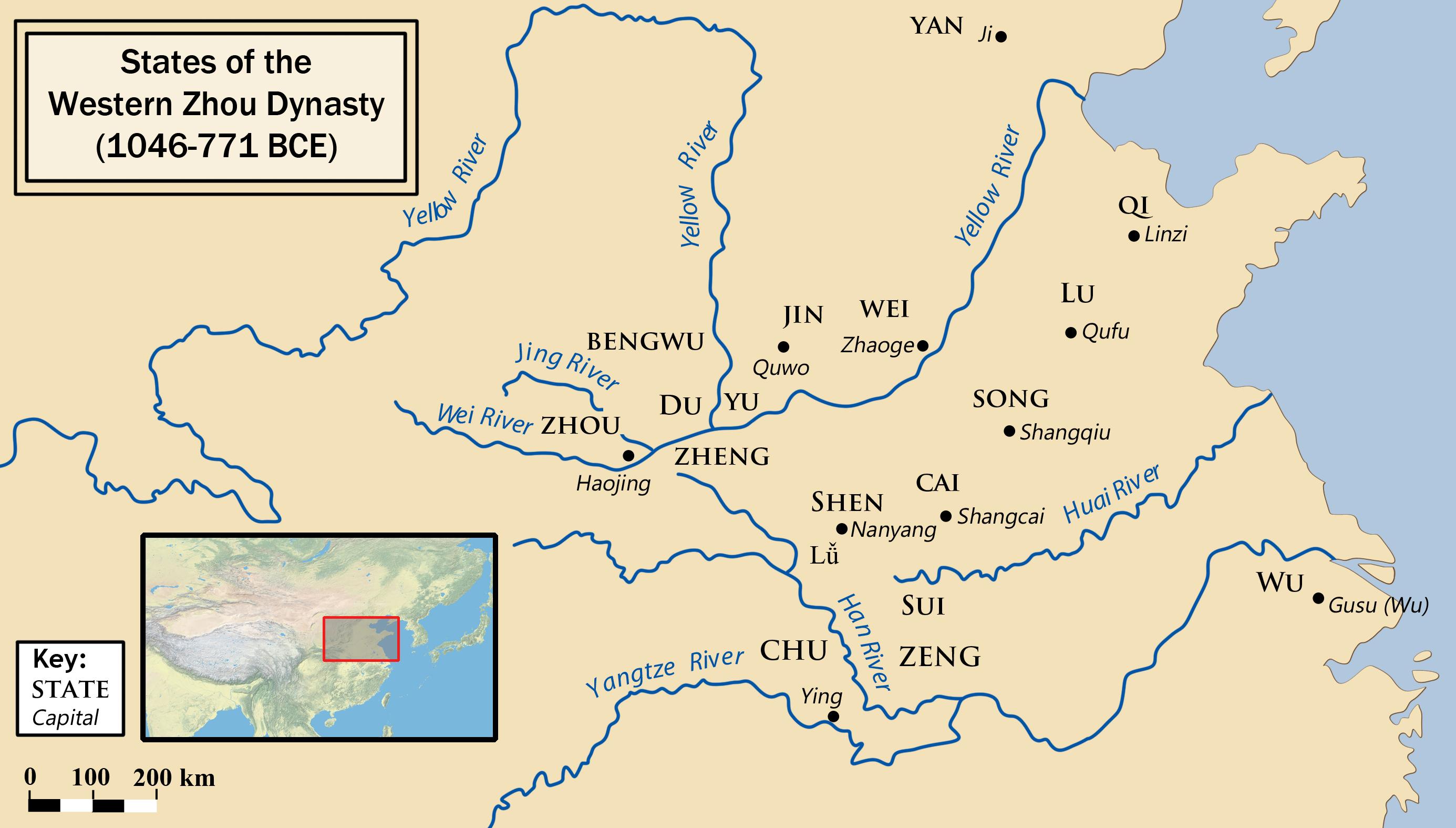 Ancient China Map Faith Navarro P 2
