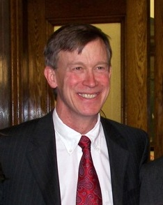 English: Head shot of Denver, Colorado mayor J...