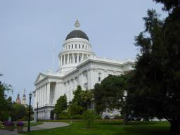 California Capitol-fromSW