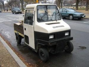 [Cushman 3 wheel haulster for sale] :: [cushman haulster trucks] || [cushman delivery van haulster]