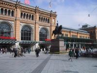 Der Hauptbahnhof, © Doco/Wikimedia Commons unter CC-BY-SA-3.0-Lizenz