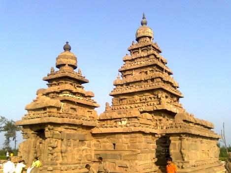 Image result for Shore Temple, Mahabalipuram