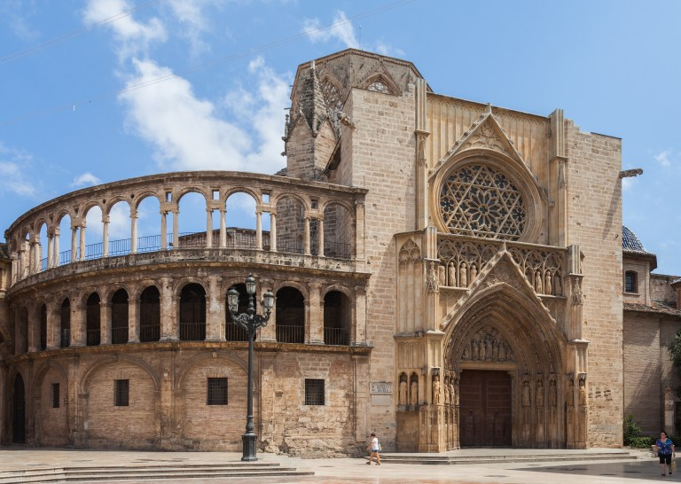 Valencia Cathedral - Valencia in May