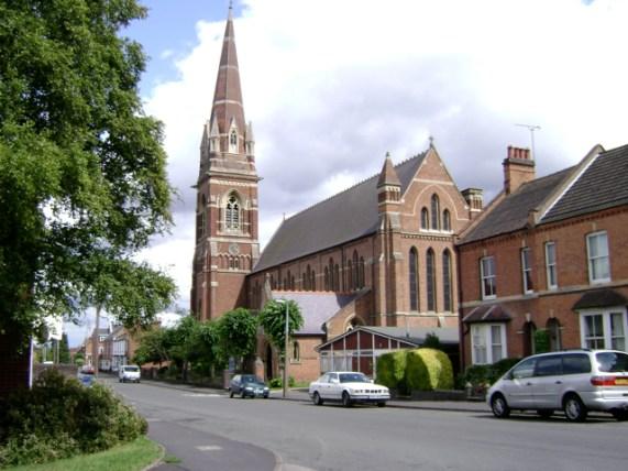 File:Church of St John the Baptist, Tachbrook Street, Leamington
